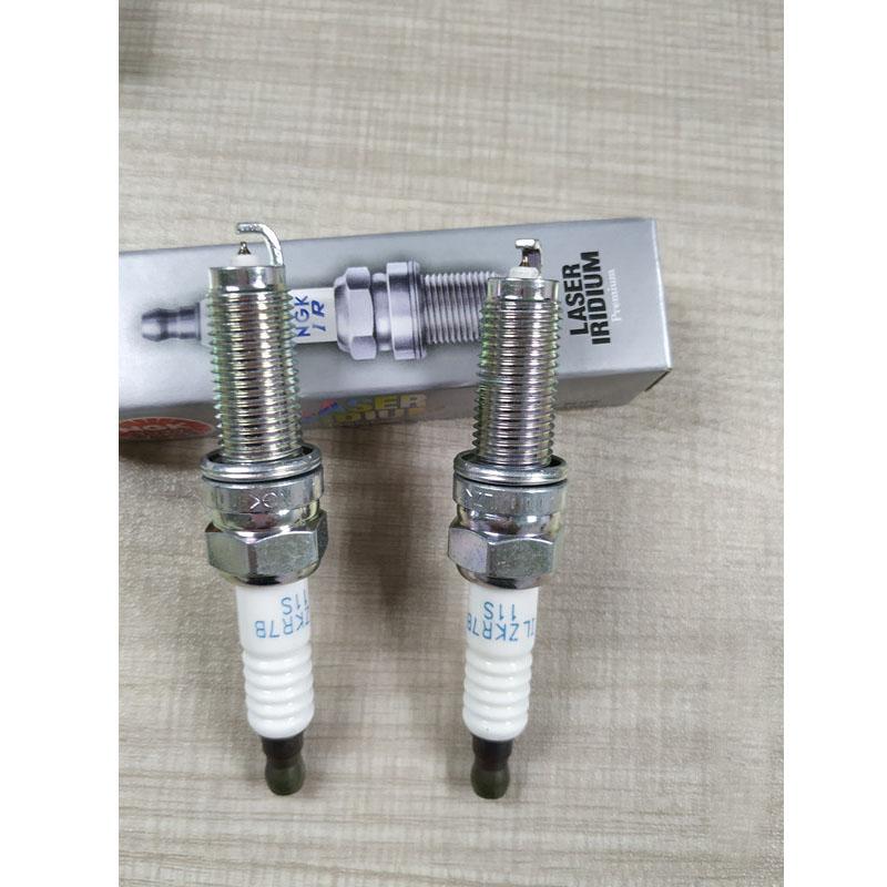 4x Iridium Spark Plugs ILZKR7B-11S 5787 For Honda Acura