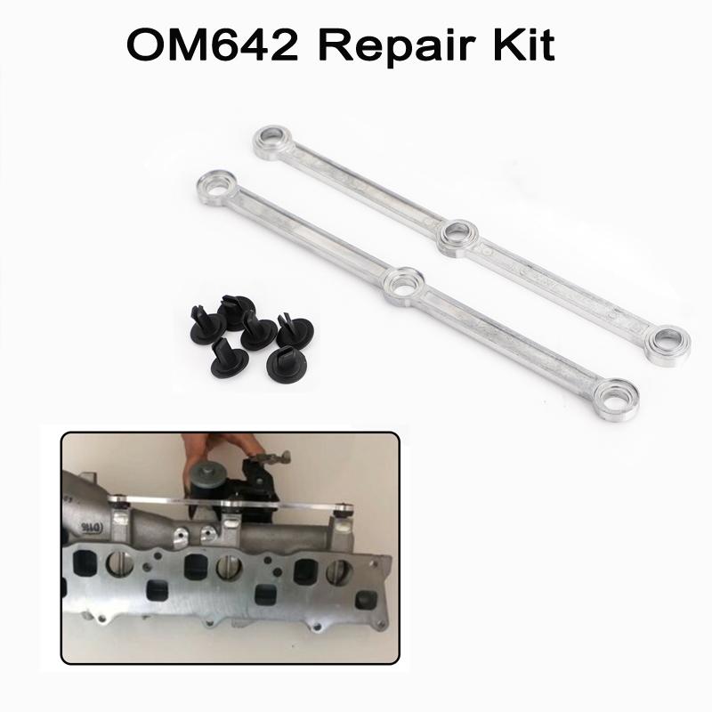 For Mercedes R320 ML 320 GL320 3.0 V6 Intake Manifold Runner Connecting Rods Set