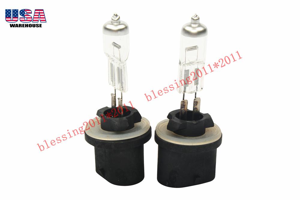 For Arctic Cat 375 Auto 2x4 /& 4x4 2002 Xenon Bright White Headlight Bulb x2