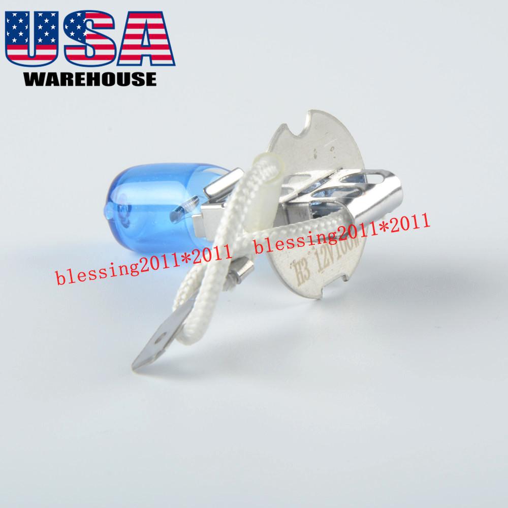 Polaris TrailBlazer 100W Super White Xenon Headlight Bulb Lamp 250 2006 4x4 ATV1