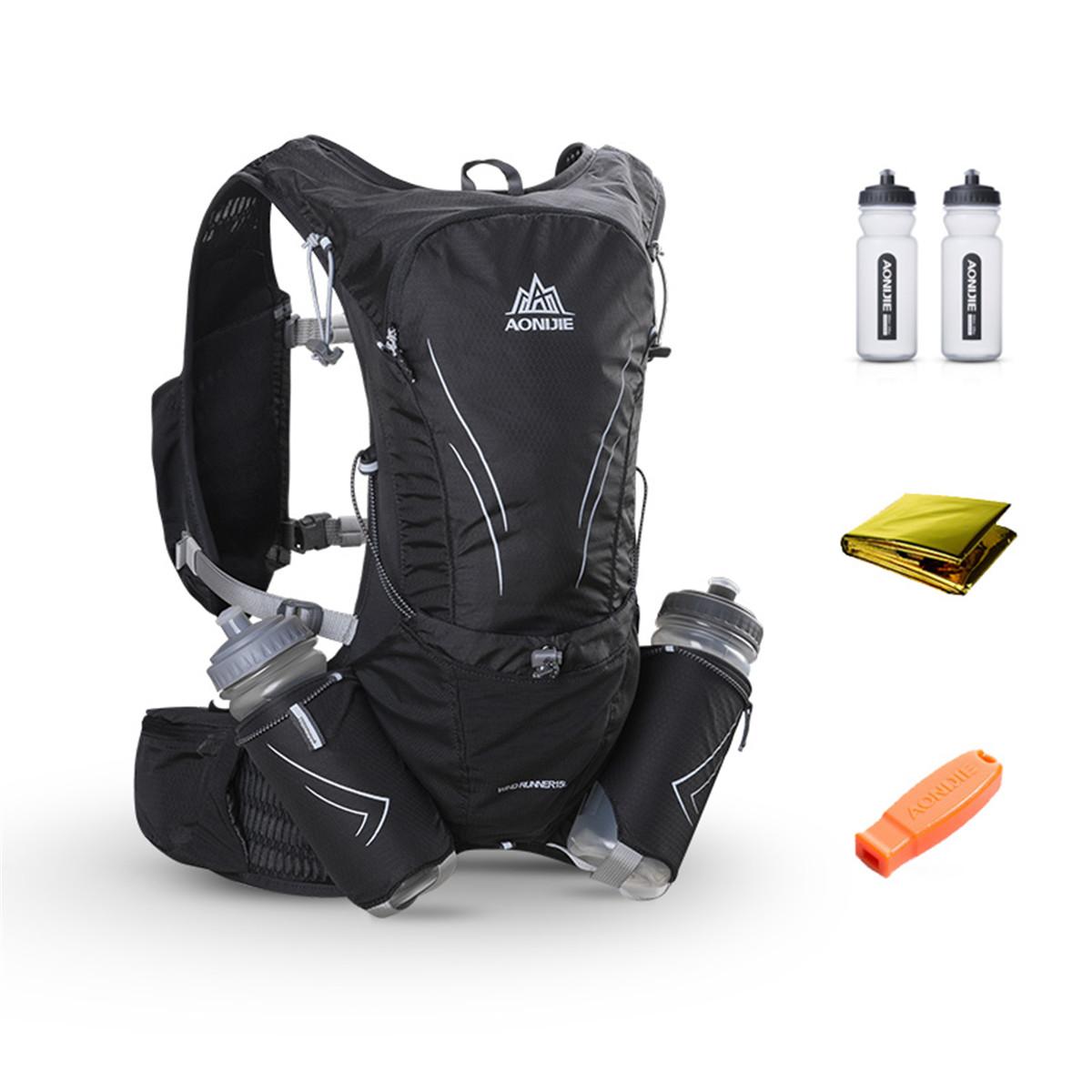 NatureHike Outdoor Riding Waist Bag Water Bottle Bag Cell Phone Bag 4 Colors