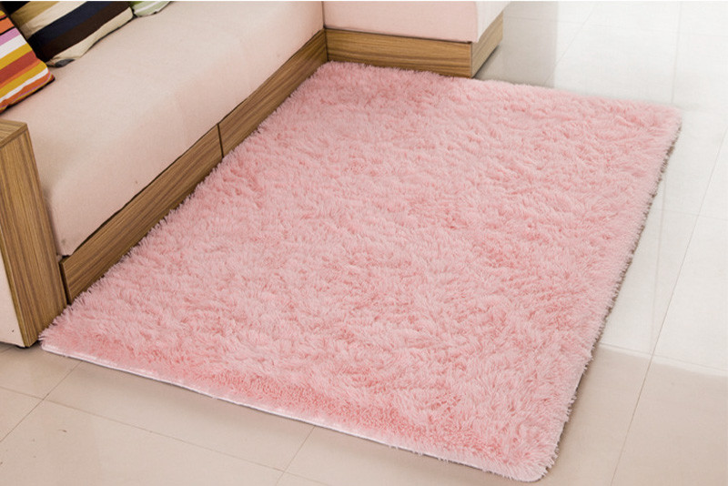 Warm Hot 80*120cm Living Room Floor Mat Cover Carpets Floor Rug Soft ...