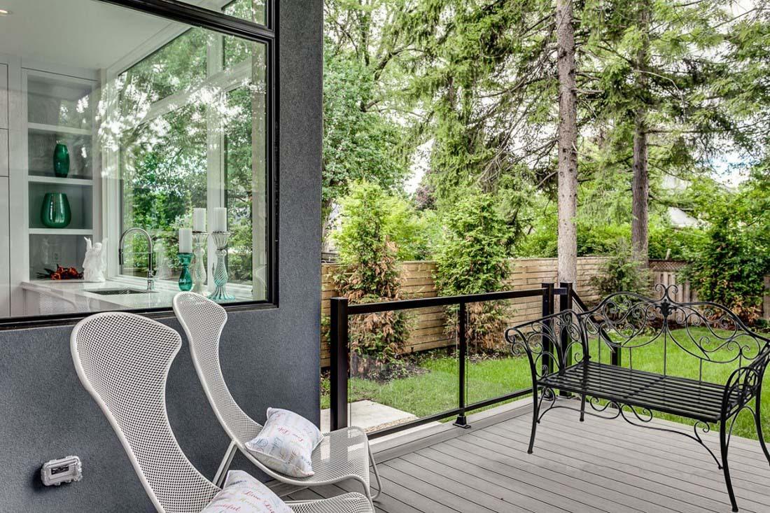 vintage metal outdoor garden bench patio deck porch seat backyard