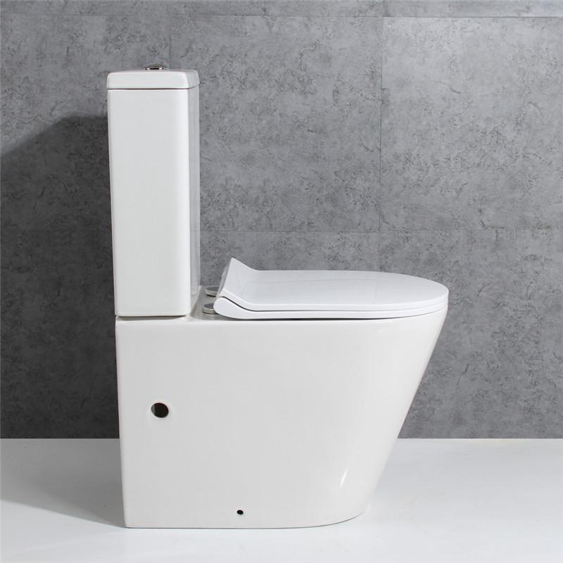 design keramik stand wc kombination toilette inkl sp lkasten wc sitz softclose ebay. Black Bedroom Furniture Sets. Home Design Ideas