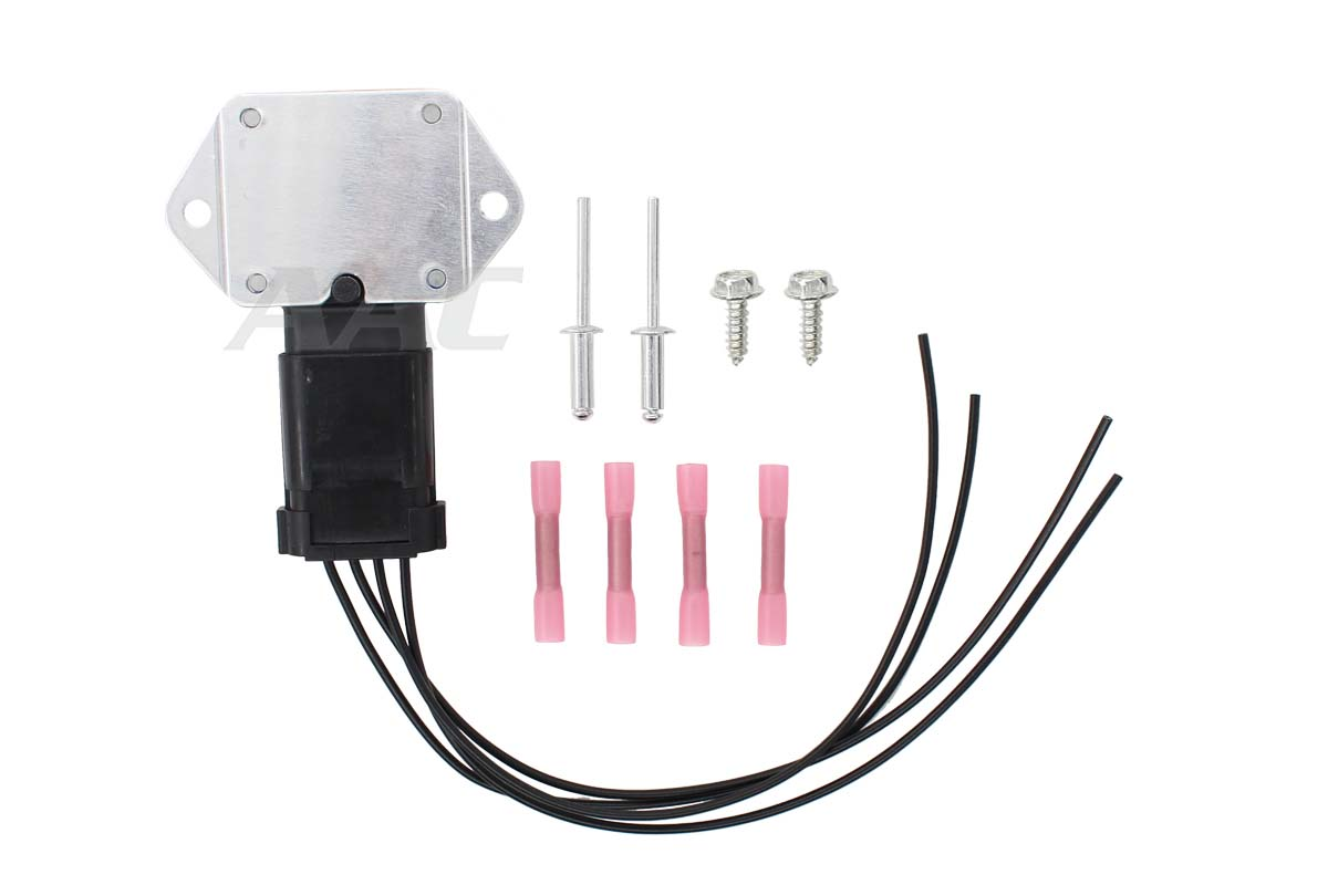 Radiator Cooling Fan Relay Harness Kit For Dodge Jeep Chrysler Sensor Plymouth V6 L6 V8
