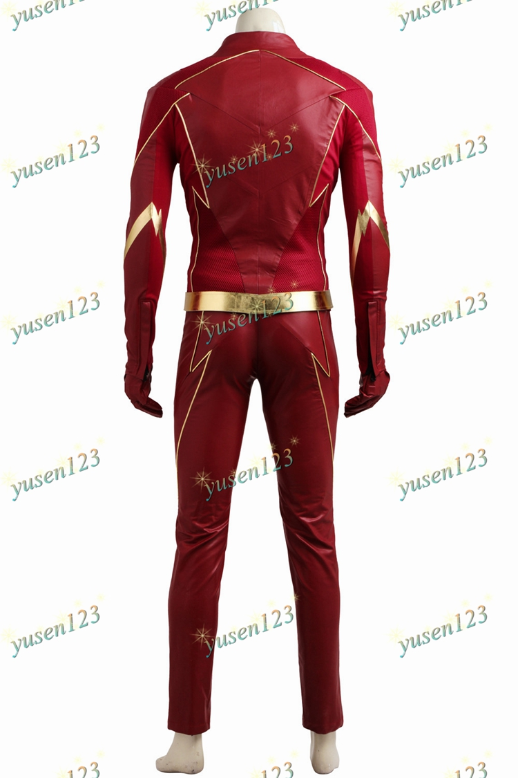Barry Red Cosplay Costume Comic Con Cool COS Clothing Hat