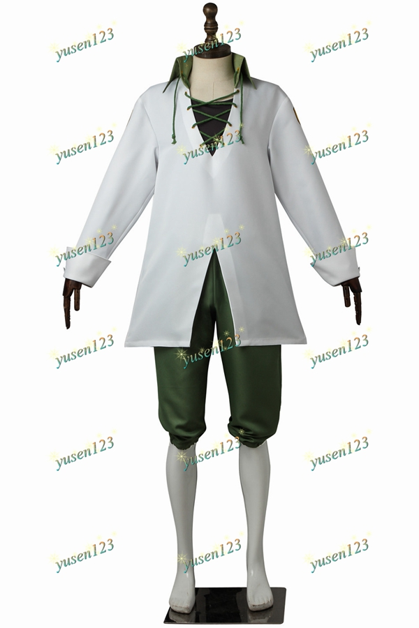 Halloween The Seven Deadly Sins Meliodas Cosplay costume Custom Made