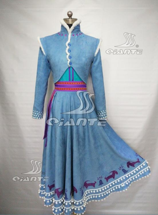 Frozen 2 Olaf S Frozen Adventure Anna Princess Dress