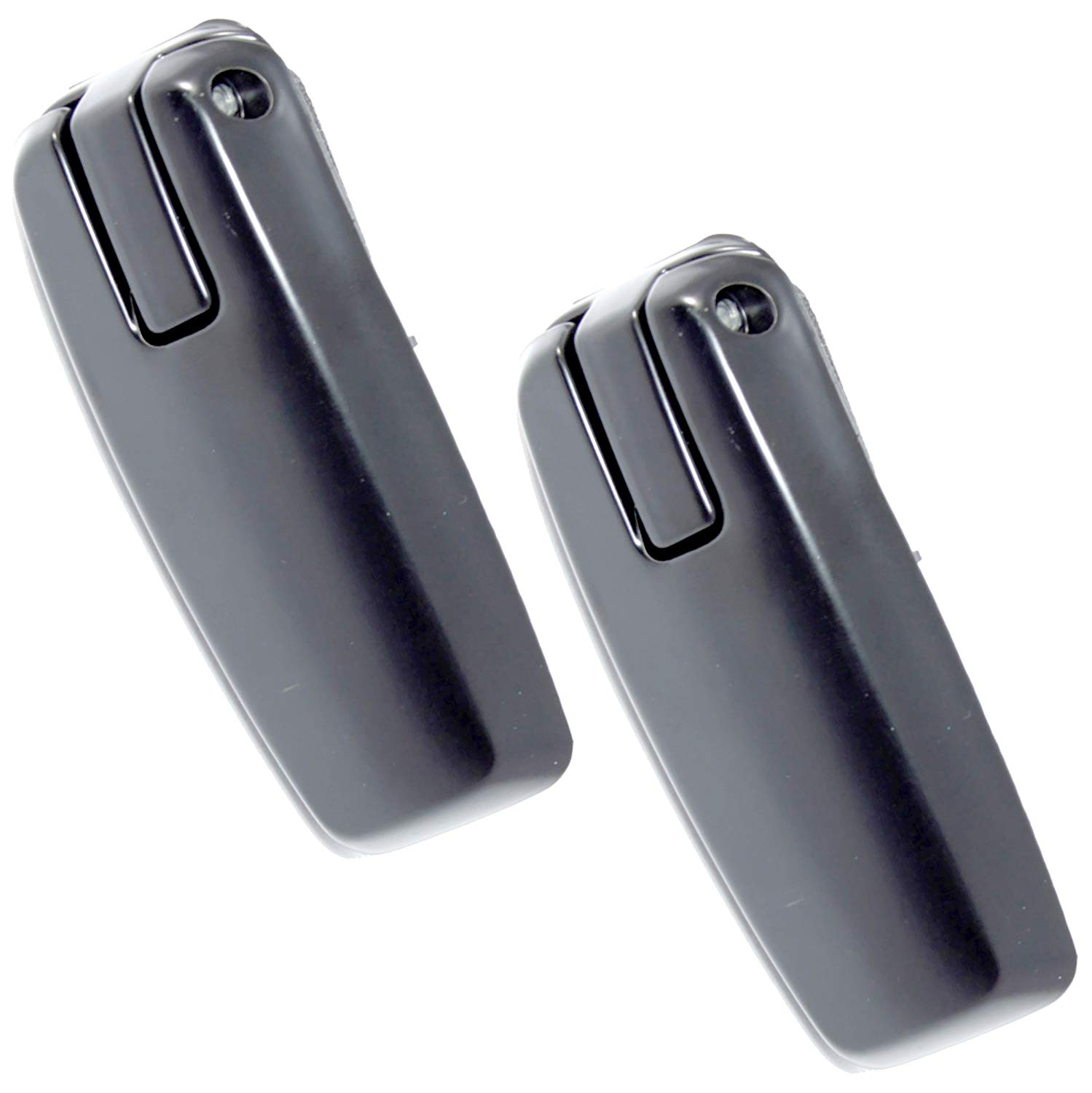 1 Pair Rear Liftgate Glass Window Hinge Kit Left /& right for Ford Escape Mariner
