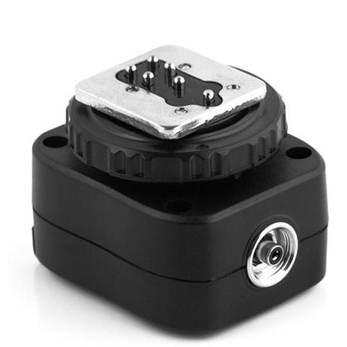 Pixel TF-324 Hot Shoe Converter Adapter for Sony Flash to Canon Nikon cameras