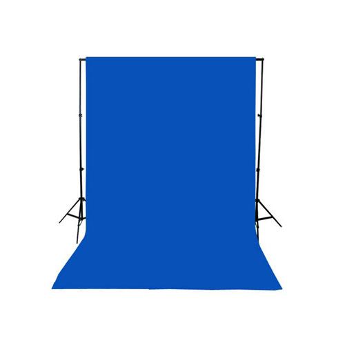 5x10ft Photography Studio Plain Background Screen Blue Backdrop Wall 1.5x3m