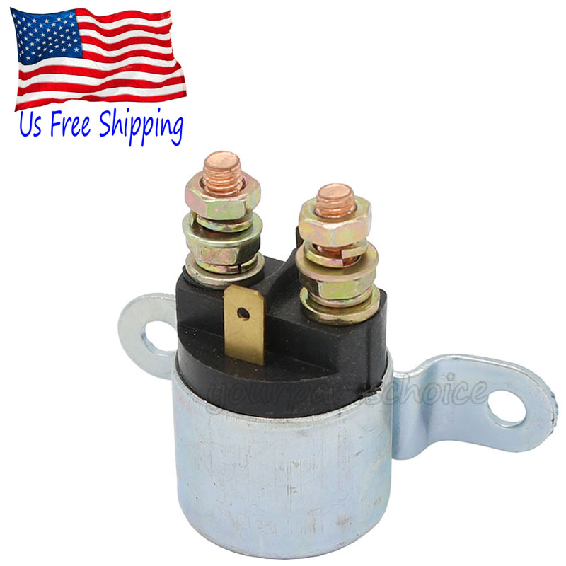 NEW STARTER AND RELAY FIT BOMBARDIER ATV OUTLANDER 330 400 650 800XT 710-000-252