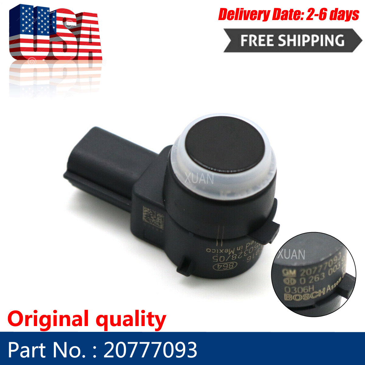 new fit buick verano cadillac srx pdc parking sensor parking distance conrol ebay ebay