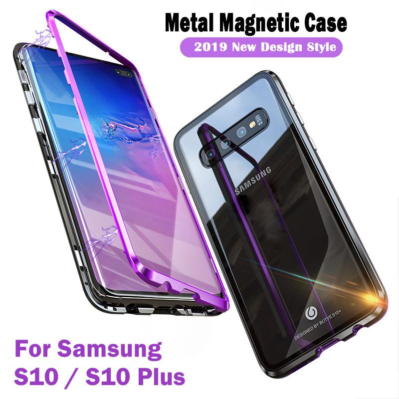 magnetic galaxy s10 plus case