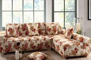 Slipcovers 2 3 Seater Jacquard Stretch Ed L Shaped Corner Sofa Couch