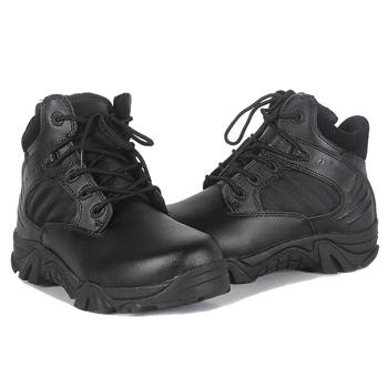 Delta Military Tactical Boots Men's Desert Combat Outdoor Army ...